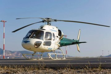 AS355N VIP helicopter