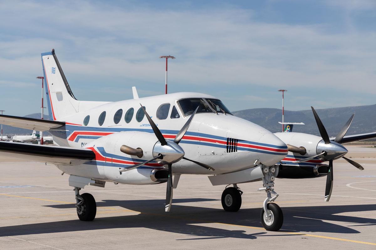 King Air C90B - Air Intersalonika
