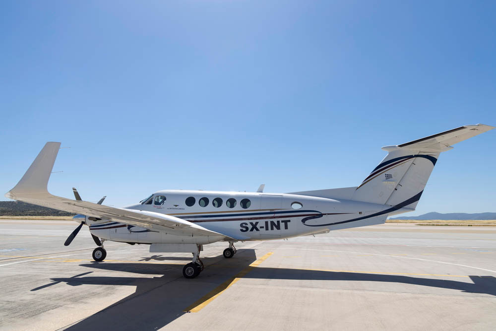 BEECHCRAFT KING SX-INT